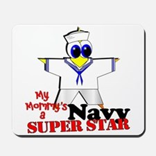 Mommy Navy Mousepad