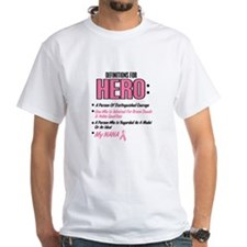 Definition Of Hero 2 Pink (Nana) Shirt