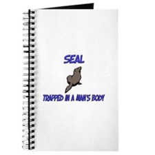 Seal Trapped In A Man's Body Journal