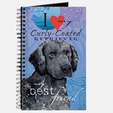 Curly-Coated Retriever Journal