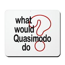 Quasimodo Mousepad