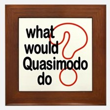 Quasimodo Framed Tile