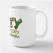 50th birthday gifts alternative Large Mug