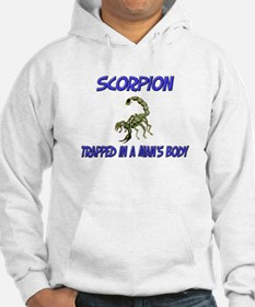 Scorpion Trapped In A Man's Body Hoodie
