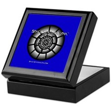 SpaceStationAlpha&#8482 Keepsake Box