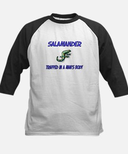 Salamander Trapped In A Man's Body Tee