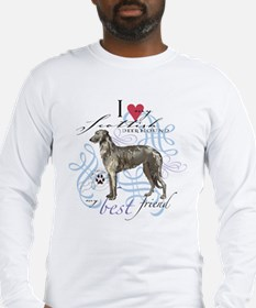 Scottish Deerhound Long Sleeve T-Shirt