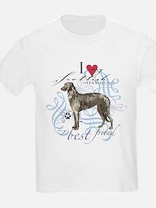 Scottish Deerhound T-Shirt