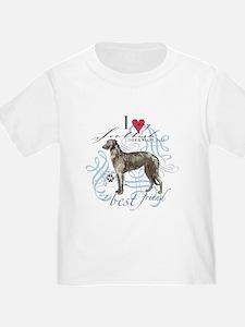 Scottish Deerhound T