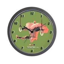 Sven Kater wall clock