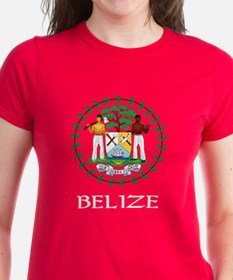 Belize Coat of Arms Tee