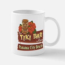 Panama City Beach Tiki Bar - Mug