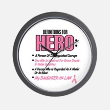 Definition Of Hero 2 Pink (Daughter-In-Law) Wall C