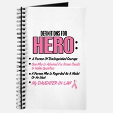 Definition Of Hero 2 Pink (Daughter-In-Law) Journa