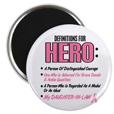"""Definition Of Hero 2 Pink (Daughter-In-Law) 2.25"""""""