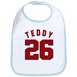 TEDDY #26 Bib (4 colors)