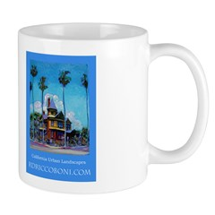 Banker's Hill Neighborhood Mug