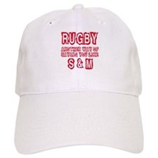 RUGBY S & M Baseball Cap