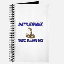 Rattlesnake Trapped In A Man's Body Journal