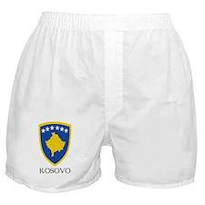 Kosovo Coat of Arms Boxer Shorts