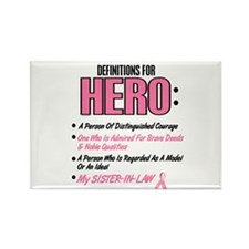 Definition Of Hero 2 Pink (Sister-In-Law) Rectangl