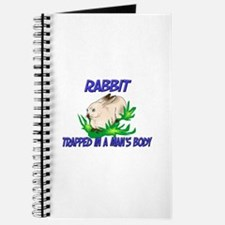 Rabbit Trapped In A Man's Body Journal