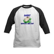 Rabbit Trapped In A Man's Body Tee