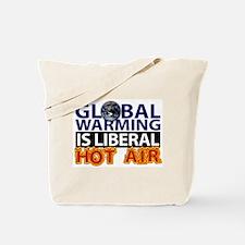 Liberal Hot Air Tote Bag