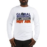 Anti global warming Long Sleeve T-shirts
