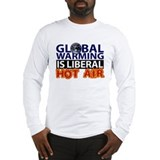 Anti global warming Long Sleeve T Shirts