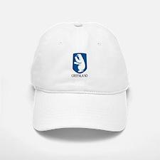 Greenland Coat of Arms Baseball Baseball Cap