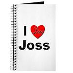 I Love Joss for Joss Lovers Journal