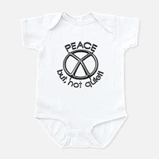 Parrot Peace Infant Bodysuit