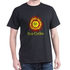 50 Sun Cycles T-Shirt