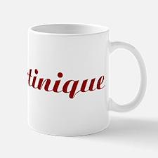 Classic Martinique (Red) Mug