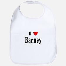 BARNEY Bib