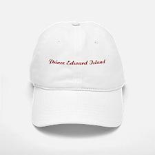 Classic Prince Edward Island Baseball Baseball Cap