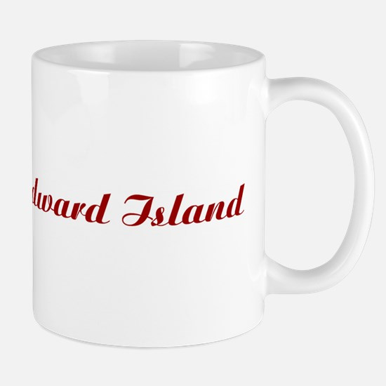 Classic Prince Edward Island Mug