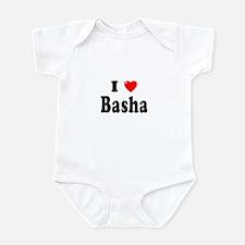 BASHA Infant Bodysuit