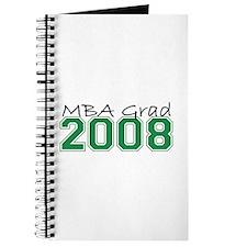 MBA Grad 2008 (Green) Journal