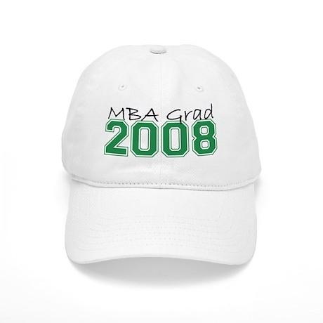 MBA Grad 2008 (Green) Cap