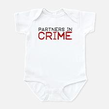 Partners In CRIME Infant Bodysuit