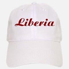 Classic Liberia (Red) Baseball Baseball Cap