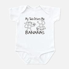 My Twin Infant Bodysuit