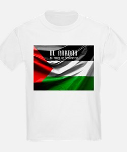Nakba-60 years of occupation T-Shirt