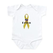 Devon (Yellow Ribbon) Infant Bodysuit