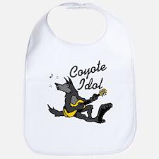 Coyote Idol Bib