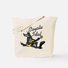 Coyote Idol Tote Bag