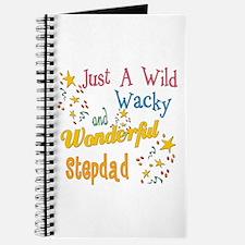 Wild Wacky Stepdad Journal