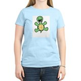 Cartoon turtle Women's Light T-Shirt